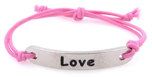 Picture of Bracelet - Love (Nickel)