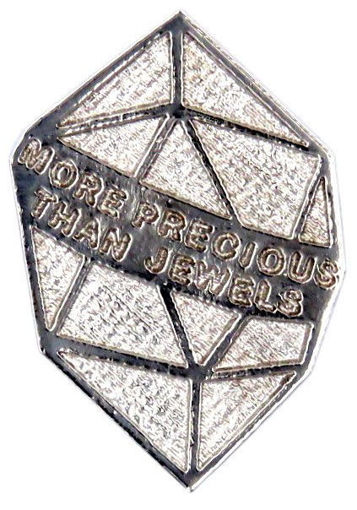 Picture of Lapel Pin - Diamond