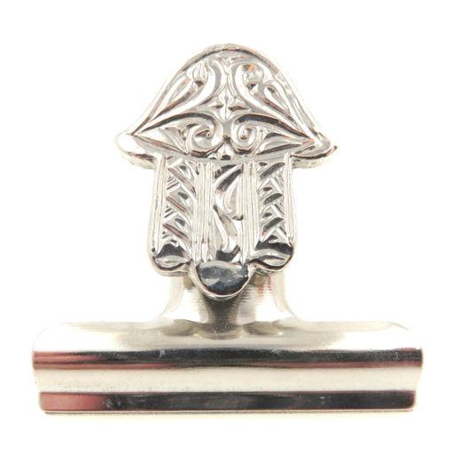 Picture of Bulldog Clip - Hamsa (Magnetic)