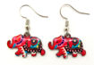 Picture of Earrings - Elephant (Enamel)